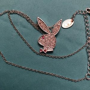Authentic Playboy Playmate of the Year necklace